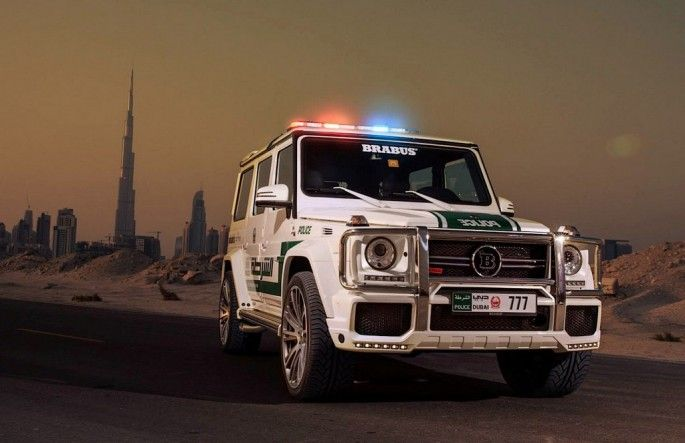 10 Of The Best Police Cars Dubai Has To Offer | Humor Stack | Page 5