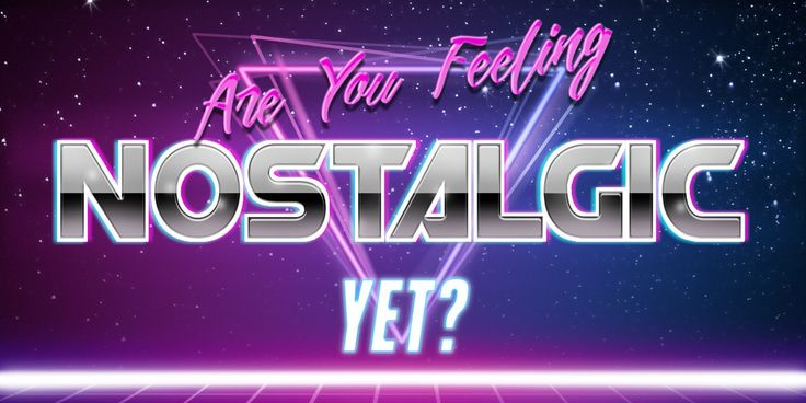 Everyones going crazy for this totally rad 80s text
