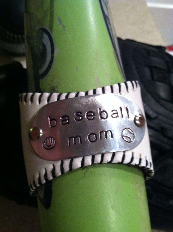 Custom Baseball  Bracelet