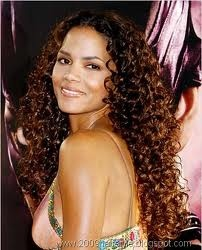 My goal hair length....about 5 inches to go.  Not bad!