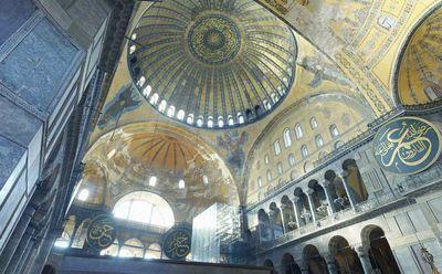 Hagia Sophia - St.Sophia - Tour Maker Turkey