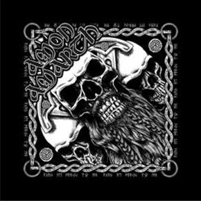 Amon Amarth Bearded Skull Bandana