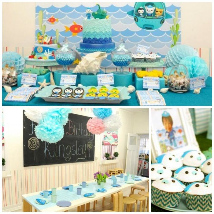 39 best Octonauts party ideas images on Pinterest Birthdays