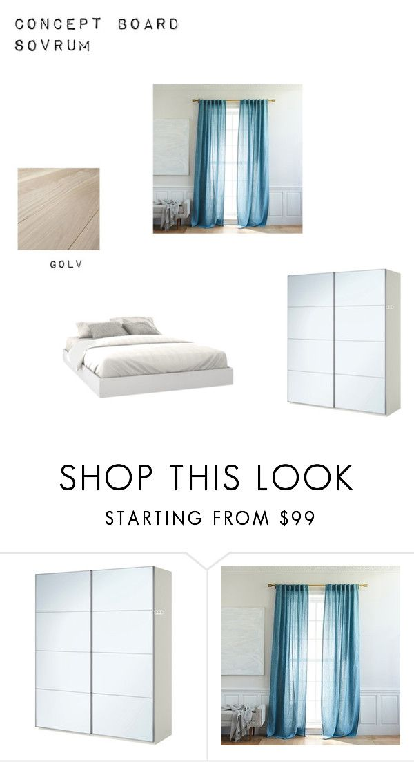 """""""concept board bedroom"""" by rebeccadyrting on Polyvore featuring interior, interiors, interior design, home, home decor, interior decorating, West Elm and bedroom"""