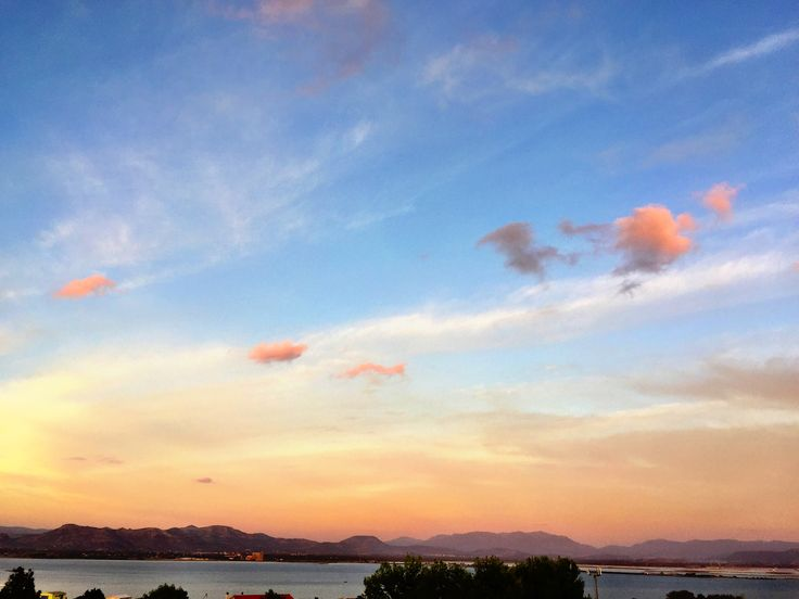 Sant'Antioco sunset