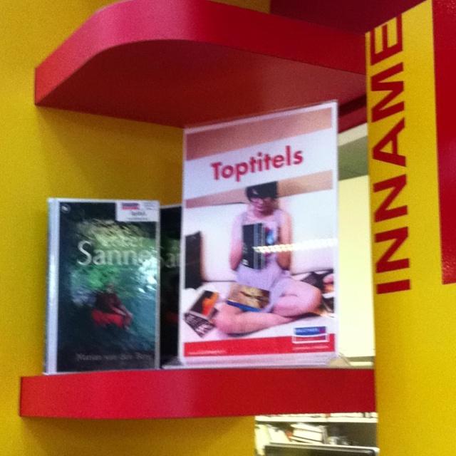 Nieuwe boeken: En Boekwinkels