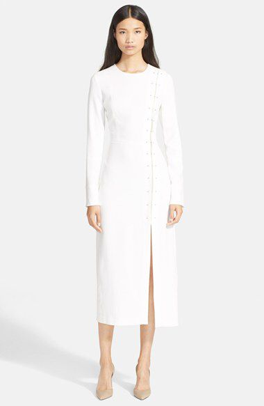 Check out my latest find from Nordstrom: http://shop.nordstrom.com/S/4134349  A.L.C. A.L.C. 'Duncan' Barbell Hardware Midi Dress  - Sent from the Nordstrom app on my iPhone (Get it free on the App Store at http://itunes.apple.com/us/app/nordstrom/id474349412?ls=1&mt=8)