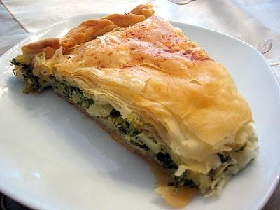 Spanakopita with spinach Feta and homemade phyllo - Kalofagas - Greek Food & Beyond