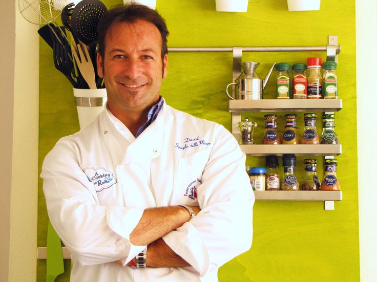Chef David Sgueglia della Marra!