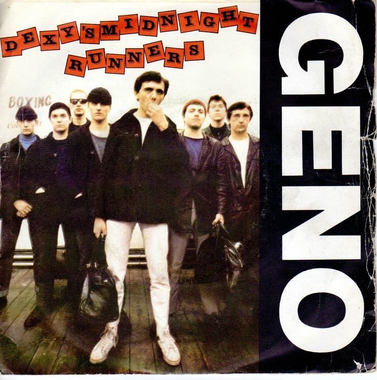 Dexys Midnight Runners - Geno / Breakin' Down The Walls Of Heartache (1980)