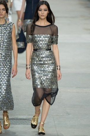 Chanel PFW S/S 15