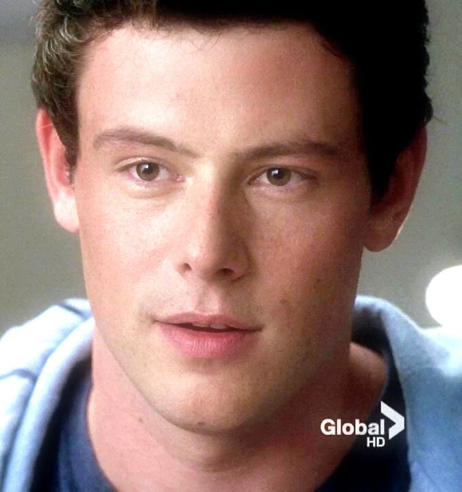"""allcory: """"Finn Hudson, Glee 3x04 Pot O' Gold """""""