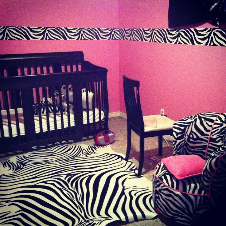 Girl Bedroom Ideas Zebra 24 best room ideas images on pinterest | bedroom ideas, girls