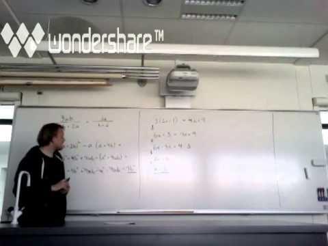 Henrik Svendsens fjerde teorem (UL-reduktionen)