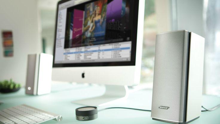 Bose® Companion® 20 system głośników multimedialnych