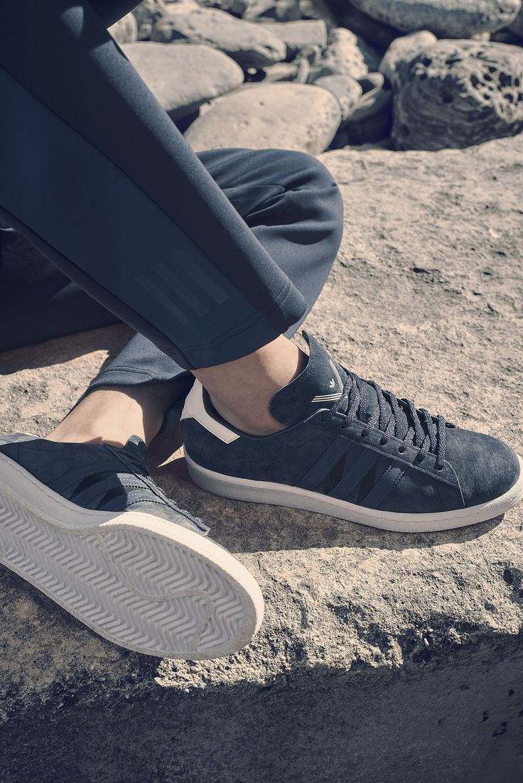 LOOKBOOK: adidas Originals x White Mountaineering Spring/Summer 2017- EU  Kicks Sneaker Magazine · Colorful ShoesMen's ...
