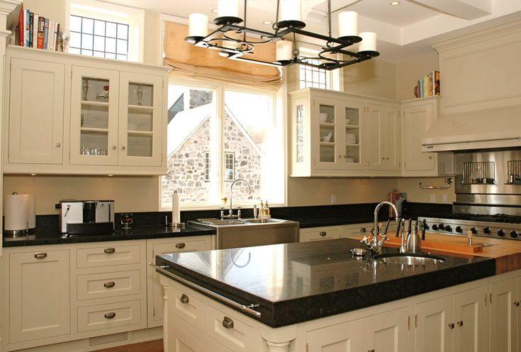 Scott Yetman Home Design: Modern Kitchen Design Granite Countertop ...