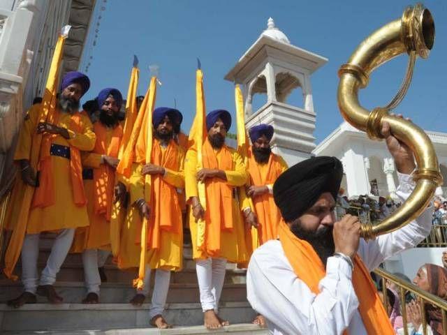 Baisakhi festival: Security assured for Sikh pilgrims - The Express Tribune