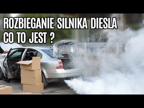 Rozbieganie silnika diesla co to jest - jak zapobiegać i gasić - YouTube