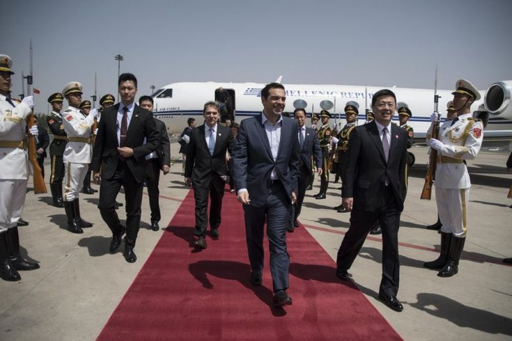 Greek PM in China to Bolster Ties, Foster Business Relationships.
