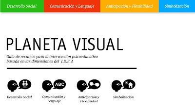 http://lacasetaespecial.blogspot.com.es/2012/11/planeta-visual.html  La CASETA, un lloc especial: Planeta Visual