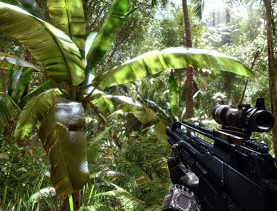 CRYSIS Graphic Game