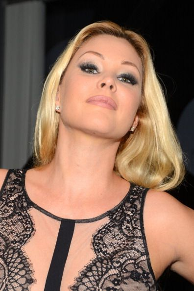 Shanna Moakler attends Get Lucky For Lupus LA at Peterson Automotive Museum on September 12 2013 in Los Angeles California