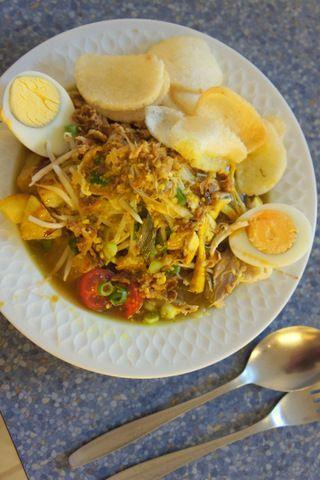 インドネシア伝統料理 SOTO AYAM 講習会★ by YUKIさん   レシピブログ ...