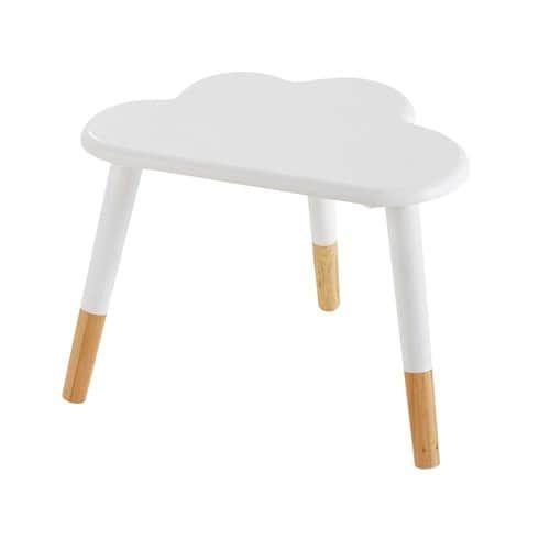 Kinder-Nachttisch Wolke, weiß 29,99€ Maison Du Monde