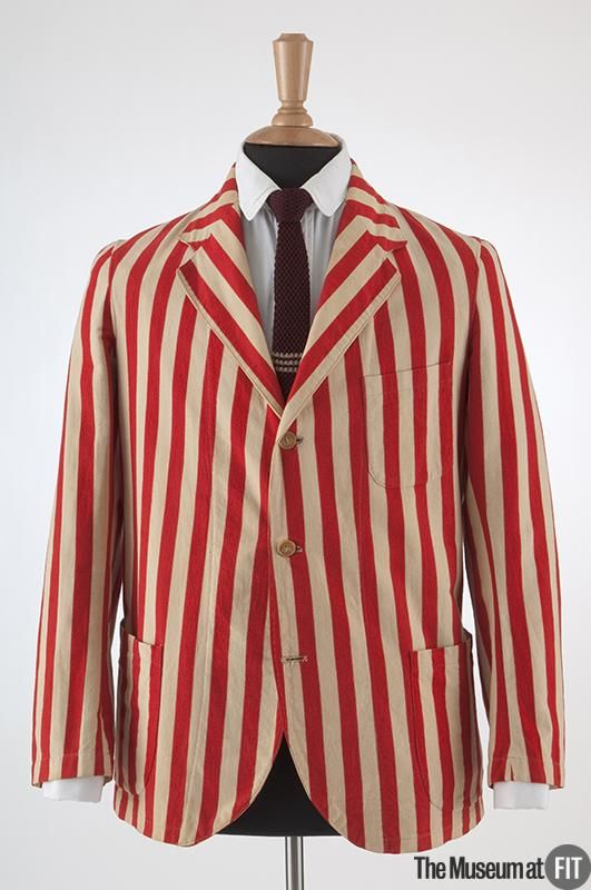 Blazer 1928 The Museum at FIT: 1920 S, Fashion 1920, Blazers 1928, 1920S Fashion, 1920 1929, 1920 Fashion, 1920S But, Flannels Blazers, Cotton Flannels