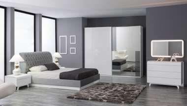 Felina Beyaz Yatak Odası  | 8558,8 TL