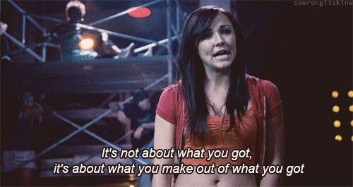 Step Up 2:The Streets quotes-not many people liked this movie but i think it was very charming and full of heart.