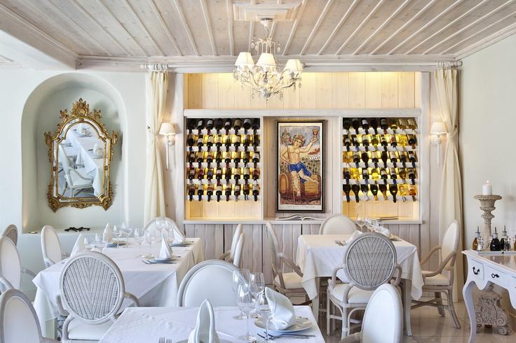 Thymare Restaurant, Palladium Hotel in Mykonos
