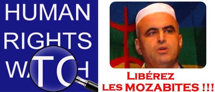 (SIWEL) — Dans un communiqué de presse en date du 25 aout 2015, de Human Rights Wacht (HRW) sur son site officiel et intitulé « Algérie : Des activistes pro-autonomie placés sous mandat de dépôt », l'ONG de défense des droits de l'Homme qui s'inquiète du fait que « Les 25 personnes ont été...