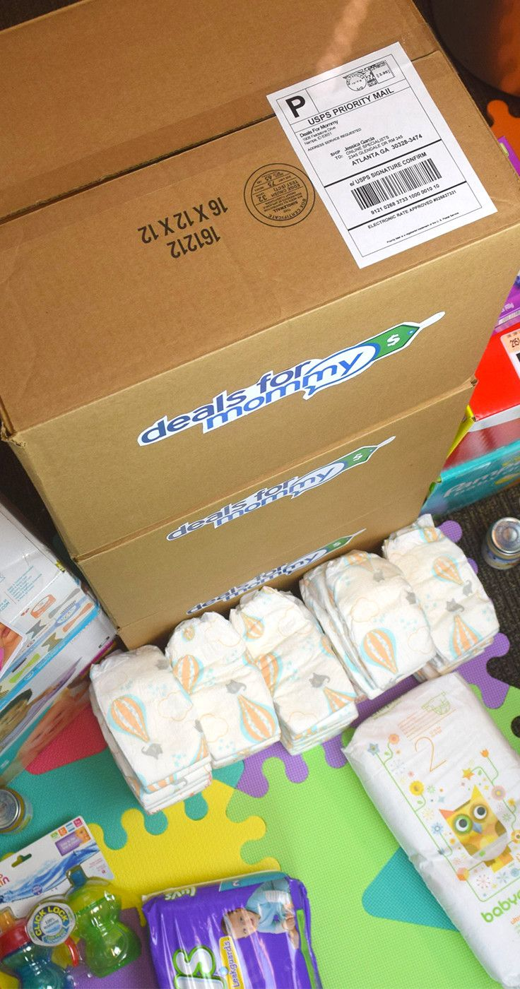 A year's worth of diapers ships every week. Here's what this week's lucky mommy recieved. She didn't even pay shipping.