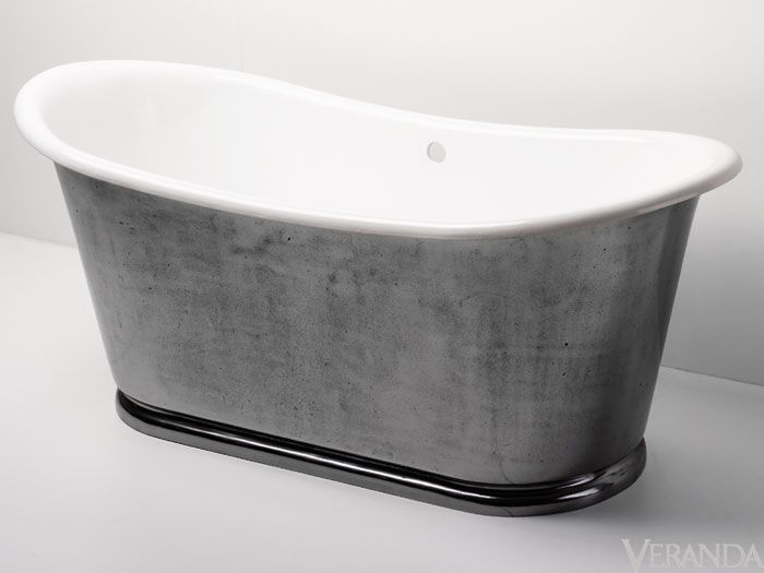 Freestanding Tub For Two Part - 45: I Am So Tired Of Deck Tubs Or Standard Tubs With Two Or Three Sides  Connected