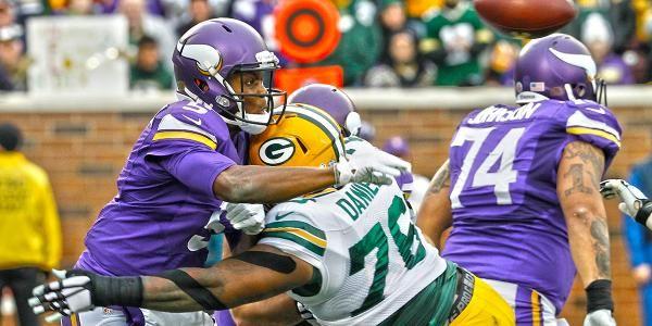 Packers Vs. Vikings: First Impressions - 2014 Game 11 - http://allgbp.com/2014/11/23/packers-vs-vikings-first-impressions-2014-game-11/ http://allgbp.com/wp-content/uploads/2014/11/Daniels-vs.-Vikings.jpg