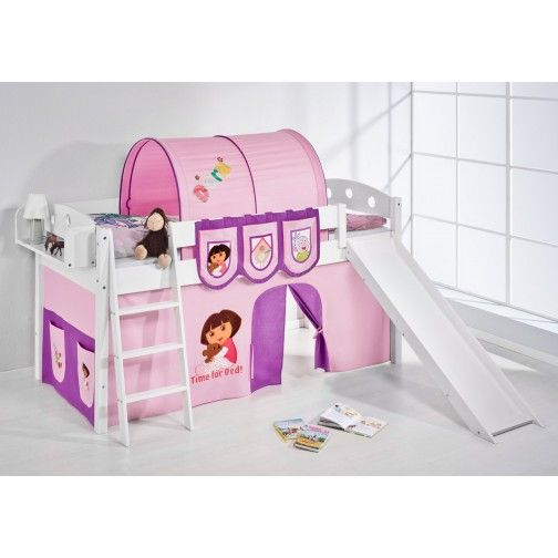 8 best images about lilokids dora on pinterest kid toddler bed and bed tent. Black Bedroom Furniture Sets. Home Design Ideas