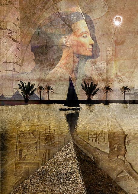 BEAUTIFUL #Egypt - Country of the fascinating destinations.. by Donibane