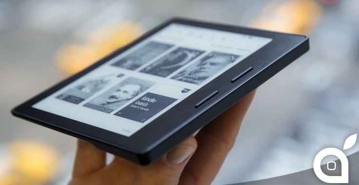 Ecco il Kindle Oasis di Amazon: ufficialmente disponibile al preordine! [Video]