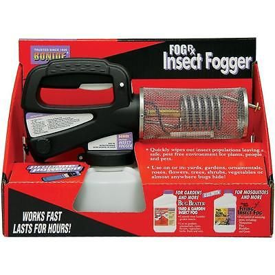 Foggers 181037: Mosquito Repellant Killer Bonide Fog-Rx Propane Multi Insect Fogger -> BUY IT NOW ONLY: $69.95 on eBay!