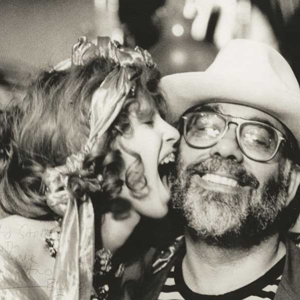 Sadie Frost and Francis Ford Coppola | Rare and beautiful celebrity photos
