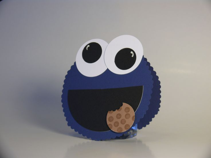 Me want Cookie (Cookie Monster card).  Here is a sample of the cards that you ca...