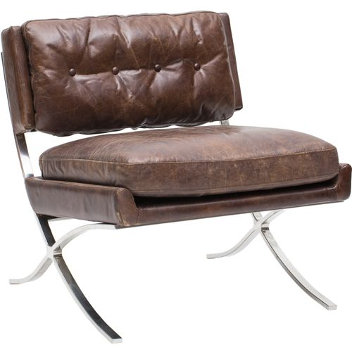 Modern Living Room Leather Chairs