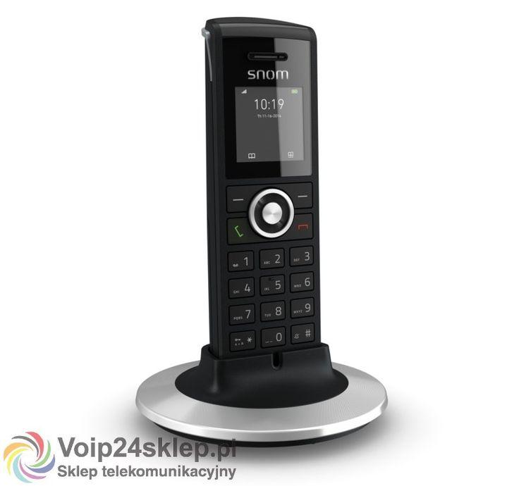 Telefon bezprzewodowy Voip Snom M25 voip24sklep.pl