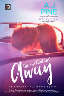 Sinfonia dos Livros: Review | The One That Got Away | A.J. Pine