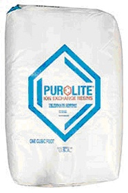 Purolite SST-60 Ion Exchange Resin - 50% less salt and water