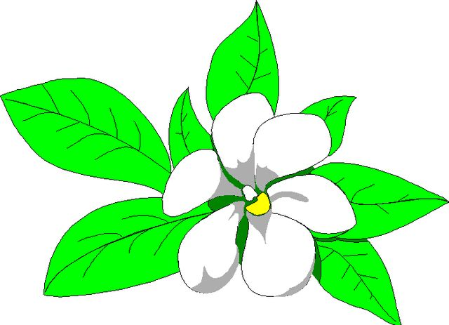 Free High-Quality Flower Clip Art: Free Flower Clip Art at Arthur's Clip Art