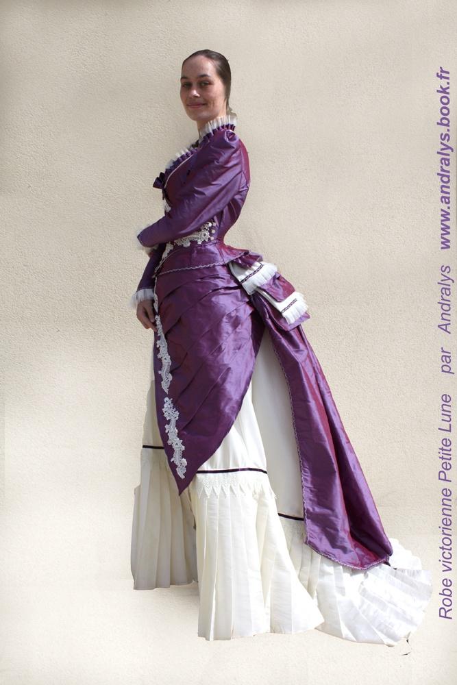 38 best robe victorienne images on Pinterest | Victorian gown ...