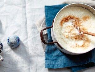 Das Rezept für Milchreis ganz klassisch und weitere kostenlose Rezepte auf LECKER.de (Sweet Recipes Casserole)